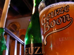 Boon beer at the Dove pub, hackney