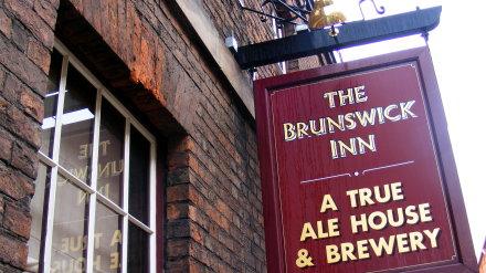 The Brunswick Inn, Derby