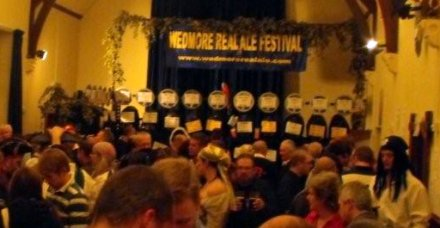 Wedmore Real Ale Festival 2009