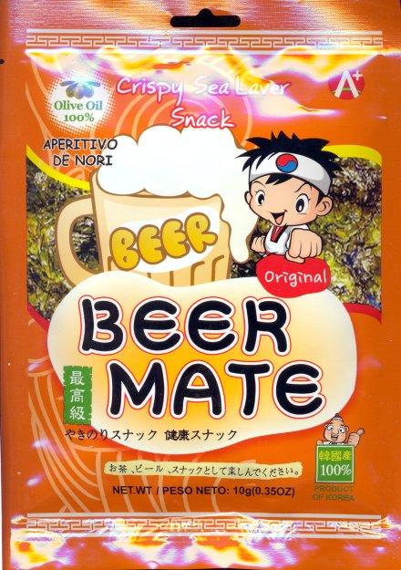 Crispy sea laver snack -- Beer Mate